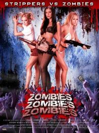 Смотреть Зомби! Зомби! Зомби! онлайн на Кинопод бесплатно