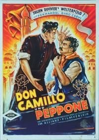 Смотреть Дон Камилло и депутат Пеппоне онлайн на Кинопод бесплатно