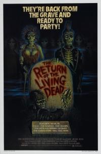 Смотреть Возвращение живых мертвецов онлайн на Кинопод бесплатно