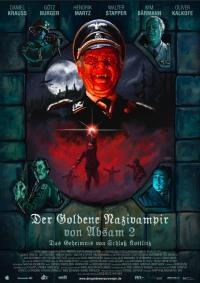 Смотреть Золотой нацист-вампир абзамский 2: Тайна замка Коттлиц онлайн на Кинопод бесплатно
