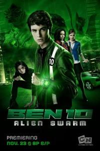Смотреть Бен 10: Инопланетный рой онлайн на Кинопод бесплатно