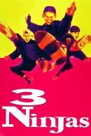 Смотреть фильм Три ниндзя онлайн на Кинопод бесплатно