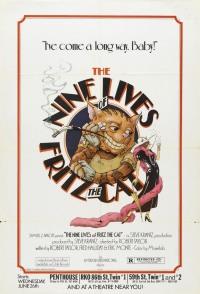 Смотреть Девять жизней кота Фрица онлайн на Кинопод бесплатно