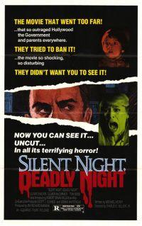 Смотреть Тихая ночь, смертельная ночь онлайн на Кинопод бесплатно