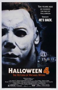 Смотреть Хэллоуин 4: Возвращение Майкла Майерса онлайн на Кинопод бесплатно