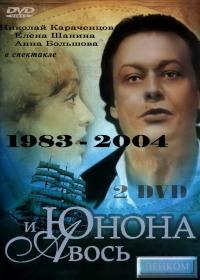 Смотреть Юнона и Авось онлайн на Кинопод бесплатно