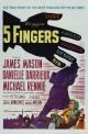 Смотреть фильм Пять пальцев онлайн на Кинопод бесплатно