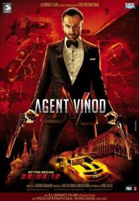 Смотреть Агент Винод онлайн на KinoPod.ru бесплатно