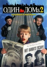 Смотреть Один дома 2: Затерянный в Нью-Йорке онлайн на Кинопод бесплатно