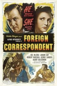 Смотреть Иностранный корреспондент онлайн на Кинопод бесплатно
