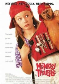 Смотреть Неприятности с обезьянкой онлайн на Кинопод бесплатно