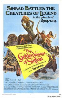 Смотреть Золотое путешествие Синдбада онлайн на Кинопод бесплатно