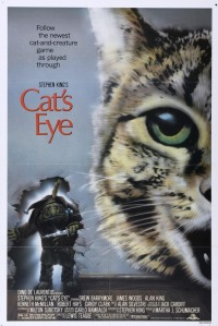 Смотреть Кошачий глаз онлайн на Кинопод бесплатно
