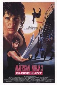 Смотреть Американский ниндзя 3: Кровавая охота онлайн на Кинопод бесплатно