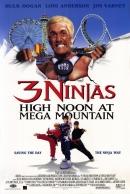 Смотреть фильм Три ниндзя: Жаркий полдень на горе Мега онлайн на Кинопод бесплатно