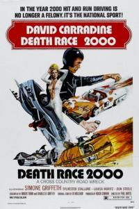 Смотреть Смертельные гонки 2000 года онлайн на Кинопод бесплатно