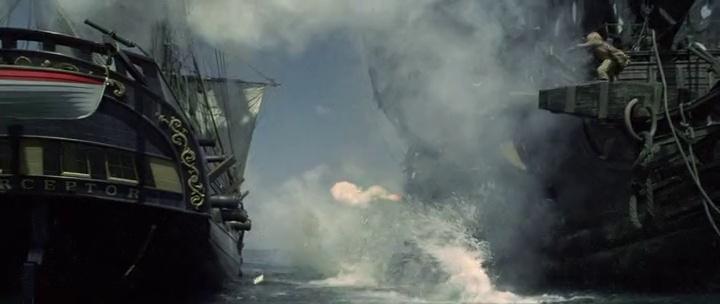 """Фильм онлайн  """"Пираты Карибского моря: Проклятие Черной жемчужины"""" фото актеров"""