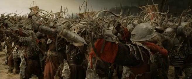 """Фильм онлайн  """"Властелин колец: Возвращение Короля"""" фото актеров"""