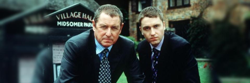 Смотреть сериал Чисто английские убийства онлайн бесплатно