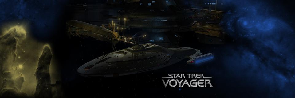 Смотреть сериал Звездный путь: Вояджер онлайн бесплатно