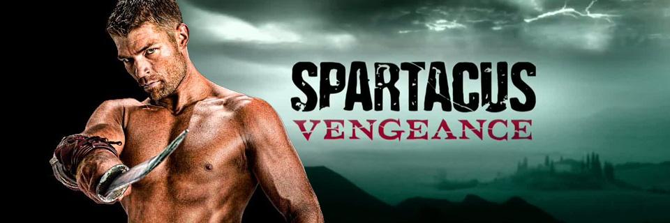 Смотреть сериал Спартак: Месть онлайн бесплатно