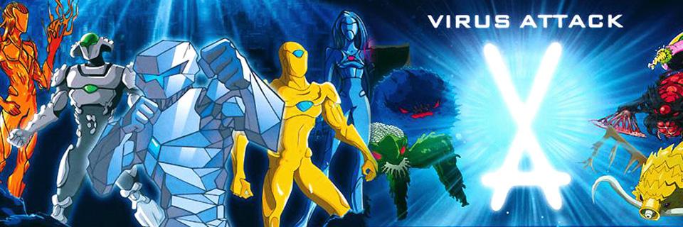 Смотреть сериал Вирус атакует! онлайн бесплатно