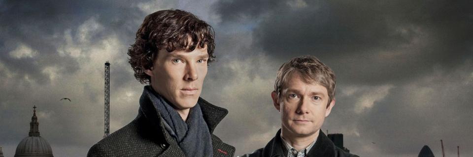 Смотреть сериал Шерлок онлайн бесплатно