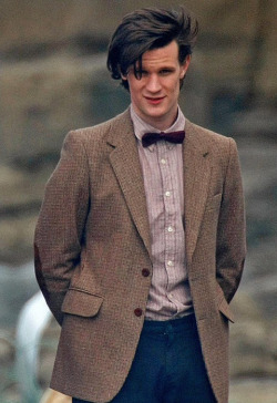 Кто заменит Мэтта Смита на посту Доктора?