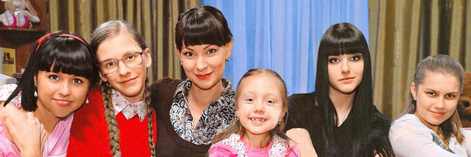 Смотреть сериал Папины дочки онлайн бесплатно