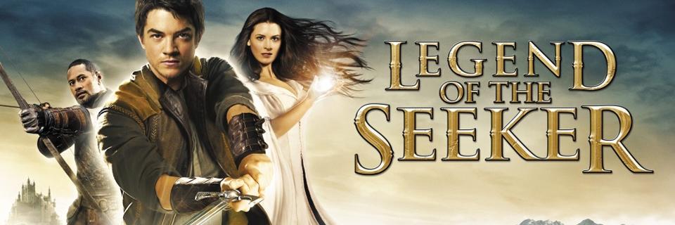 Смотреть сериал Легенда об Искателе онлайн бесплатно