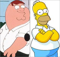 Симпсоны плюс Гриффины = Гримпсоны