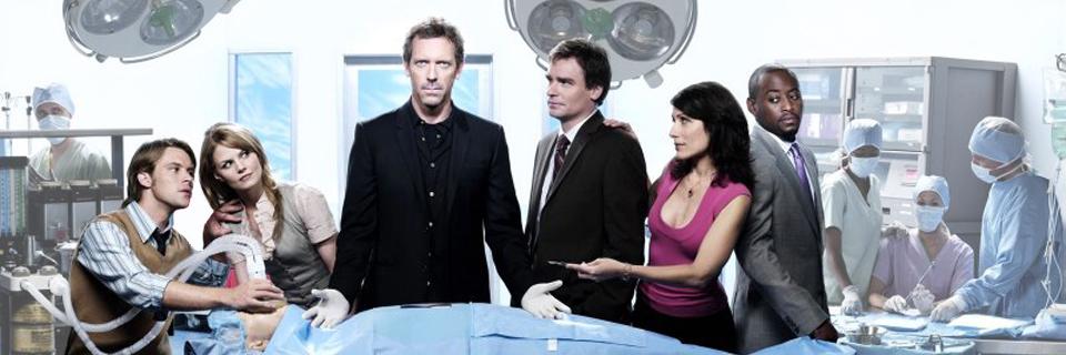 Смотреть сериал Доктор Хаус онлайн бесплатно