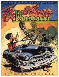 Смотреть Кадиллаки и динозавры онлайн на Кинопод бесплатно