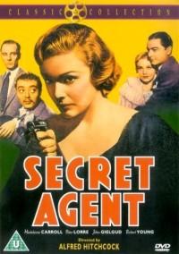 Смотреть Секретный агент онлайн на Кинопод бесплатно