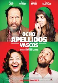 Смотреть Восемь баскских фамилий онлайн на Кинопод бесплатно