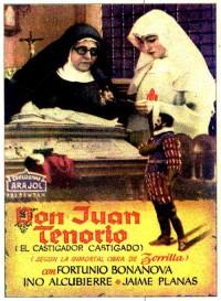 Смотреть Дон Хуан Тенорио онлайн на Кинопод бесплатно