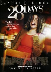 Смотреть 28 дней онлайн на Кинопод бесплатно
