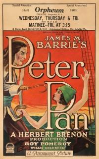 Смотреть Питер Пэн онлайн на Кинопод бесплатно