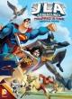 Смотреть фильм Лига Справедливости: В ловушке времени онлайн на Кинопод бесплатно