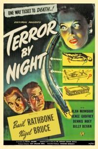 Смотреть Шерлок Холмс: Ночной террор онлайн на Кинопод бесплатно