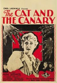 Смотреть Кот и канарейка онлайн на Кинопод бесплатно