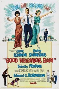 Смотреть Хороший сосед Сэм онлайн на Кинопод бесплатно