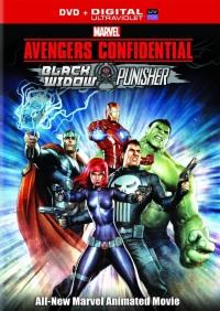 Смотреть Секретные материалы Мстителей: Черная Вдова и Каратель онлайн на Кинопод бесплатно