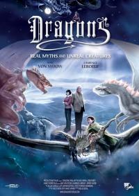 Смотреть Dragons: Real Myths and Unreal Creatures - 2D/3D онлайн на Кинопод бесплатно