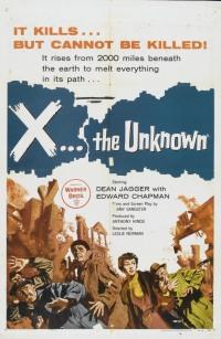 Смотреть Икс: Неизвестное онлайн на Кинопод бесплатно