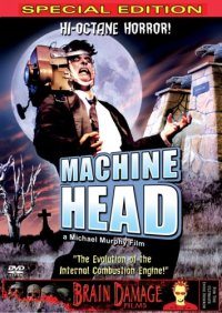 Смотреть Голова-машина онлайн на Кинопод бесплатно