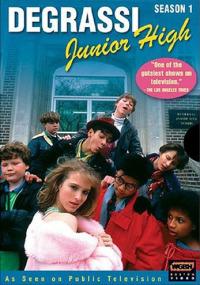 Смотреть онлайн Подростки с улицы Деграсси (Degrassi Junior High)