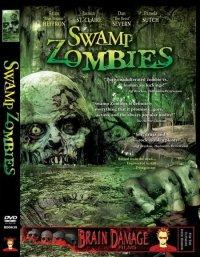 Смотреть Зомби из болота онлайн на Кинопод бесплатно