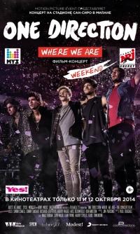 Смотреть One Direction: Где мы сейчас онлайн на Кинопод бесплатно