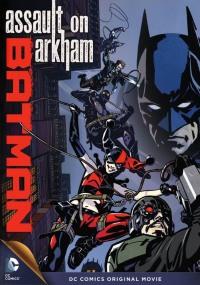 Смотреть Бэтмен: Нападение на Аркхэм онлайн на Кинопод бесплатно